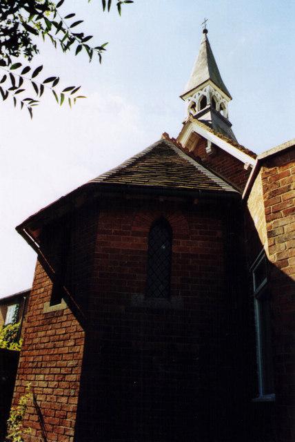 St Luke, Pamber Heath
