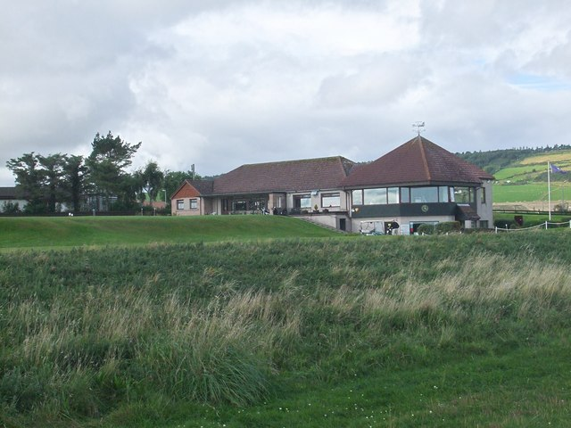 Fortrose & Rosemarkie Golf Course Club House