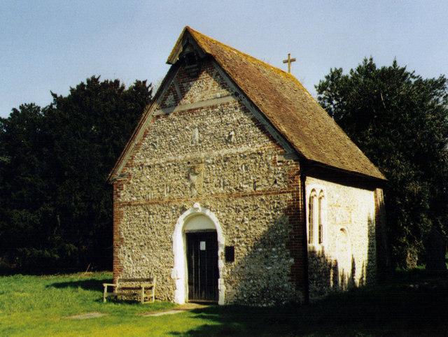 St Mary Old Church, Preston Candover