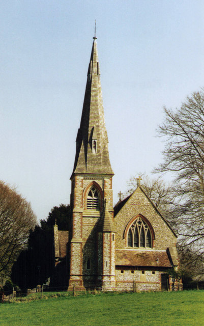 St Mary the Virgin, Preston Candover