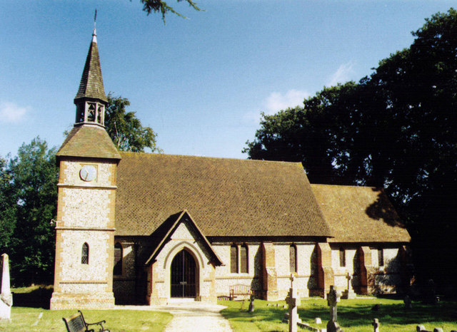 Christ Church, Ramsdell