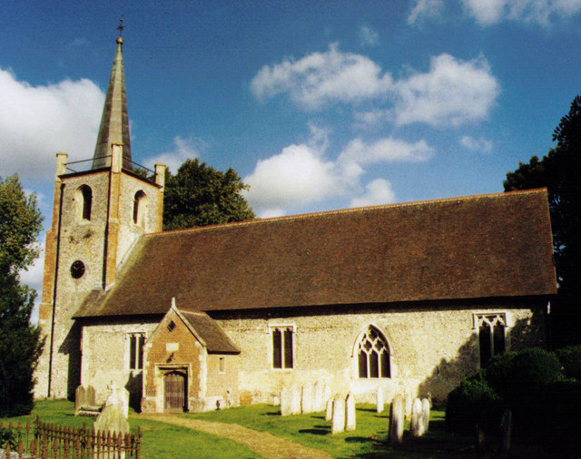 St Andrew, Sherborne St John