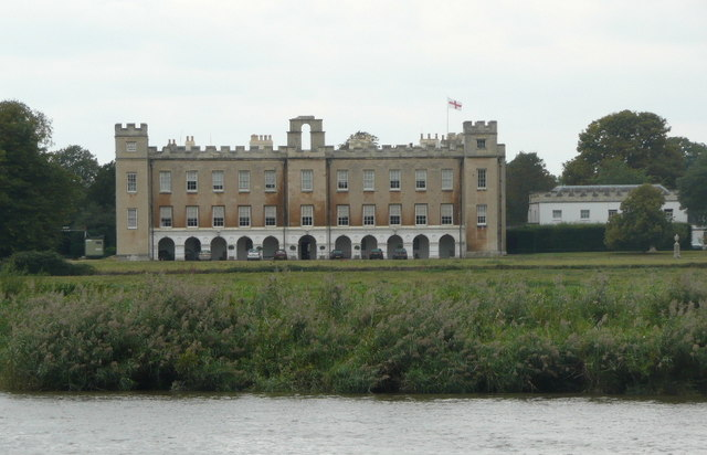 Syon House from Kew Gardens