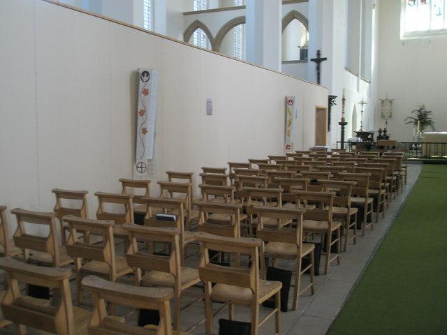 Inside Holy Spirit, Southsea