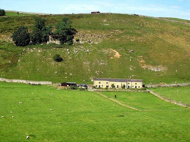 Cottages near Telfit Farm