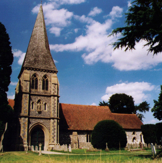 St Leonard, Sherfield upon Loddon