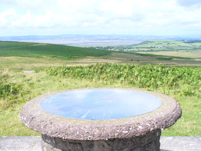 Cefn Bryn Viewpoint