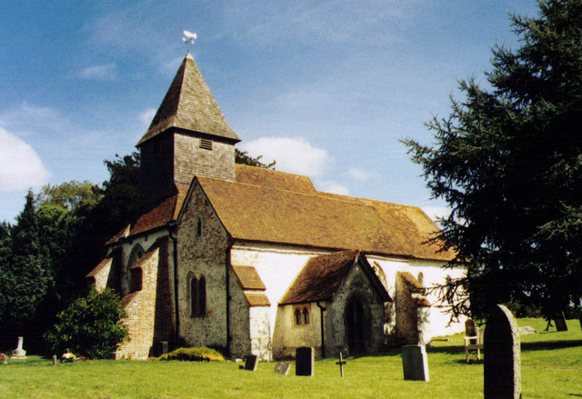 St Mary the Virgin, Silchester