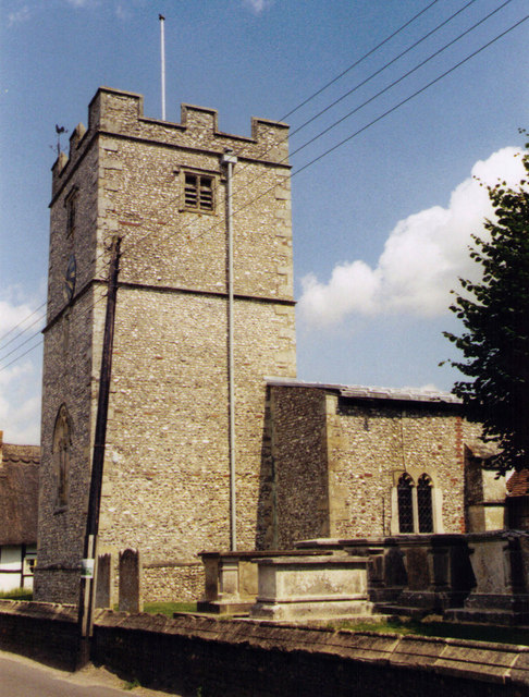 St Peter, St Mary Bourne
