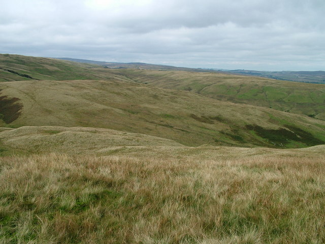 Birk Knott from Casterfell Hill