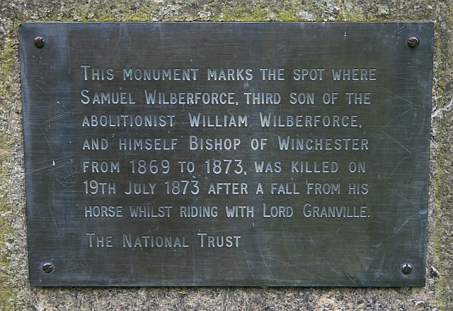 Bishop Wilberforce Memorial