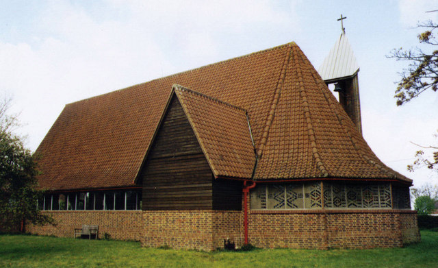 St Paul, Tadley