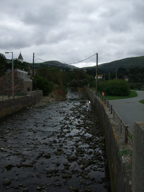 Stream in Llanfairfechan