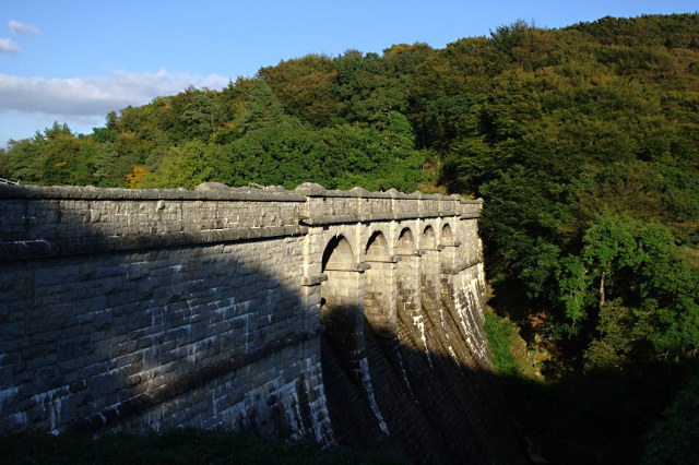 Burrator Reservoir Dam