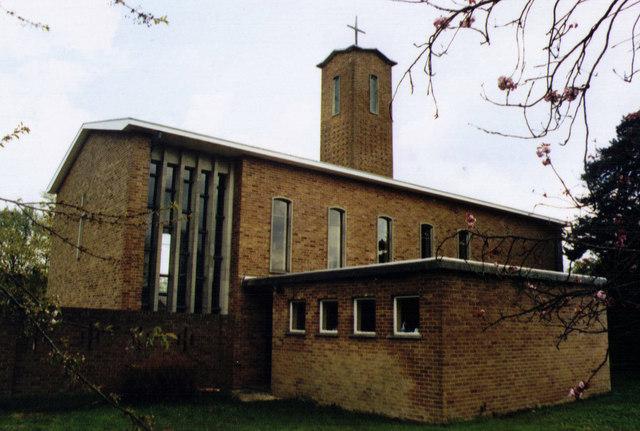 St Mary, Tadley