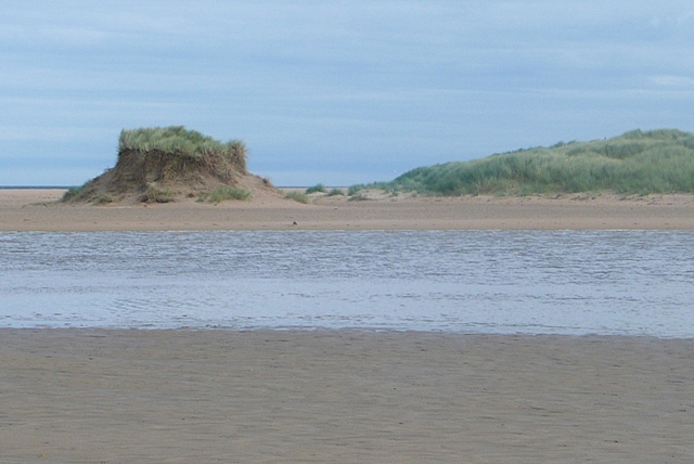 Dunes at Beadnell Bay