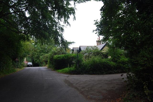 Woodlands & Romford Rd junction