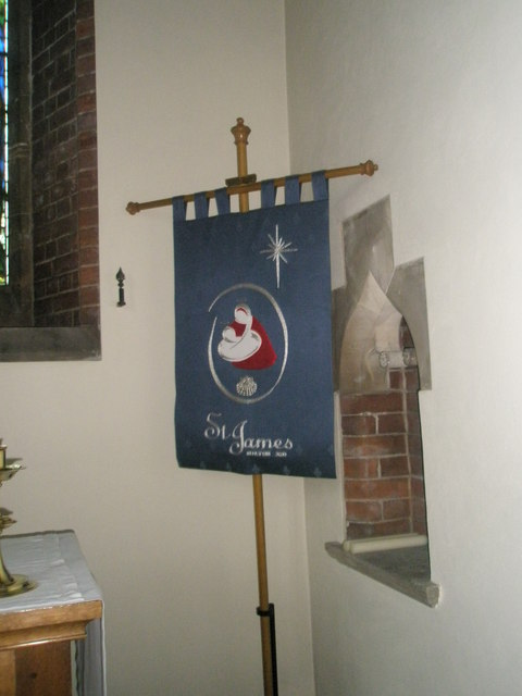 Banner within St James, Milton (1)