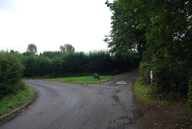 Romford Rd & Kings Toll Rd junction
