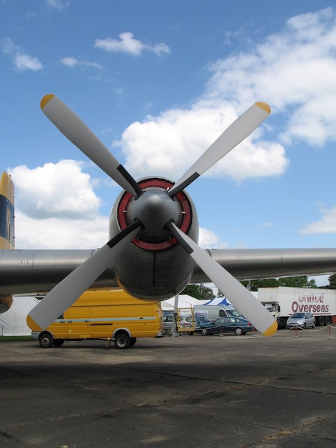 The Imperial War Museum at Duxford