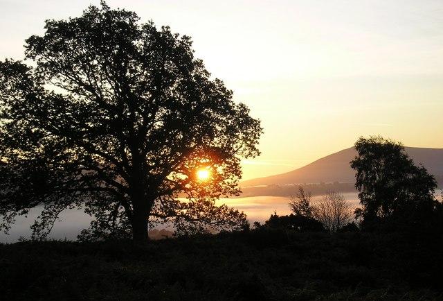 Sunrise, Braithwaite Howe