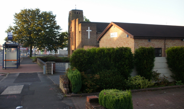 Holy Name church, Great Barr