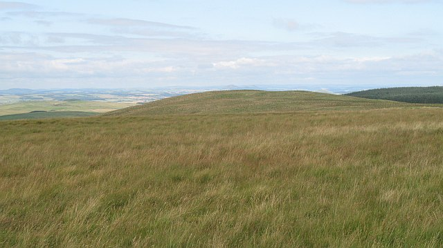 Berryfell Hill