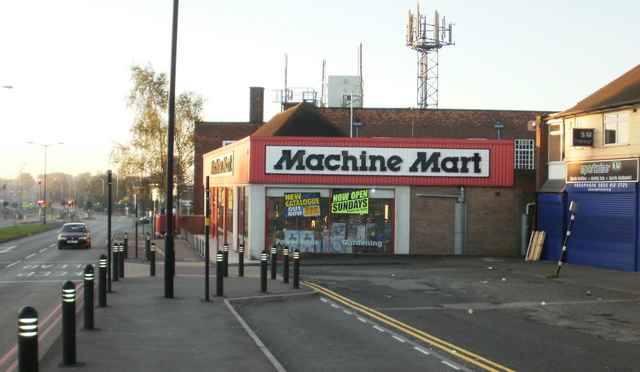 Machine Mart, Great Barr
