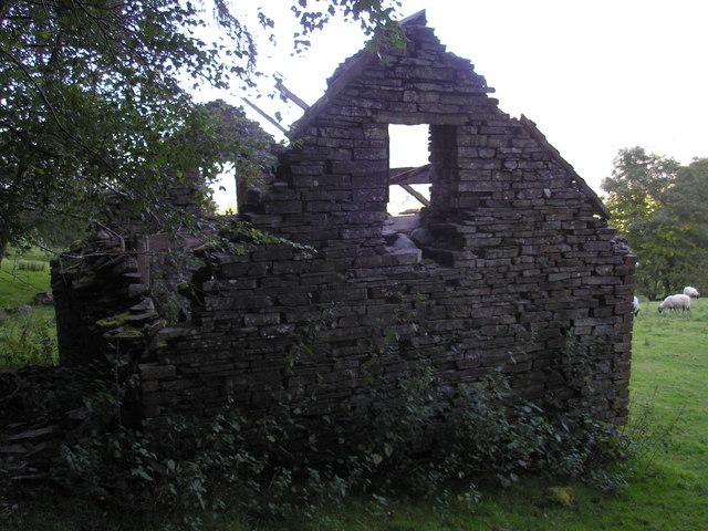 Ruined Bothy, Spring Bank