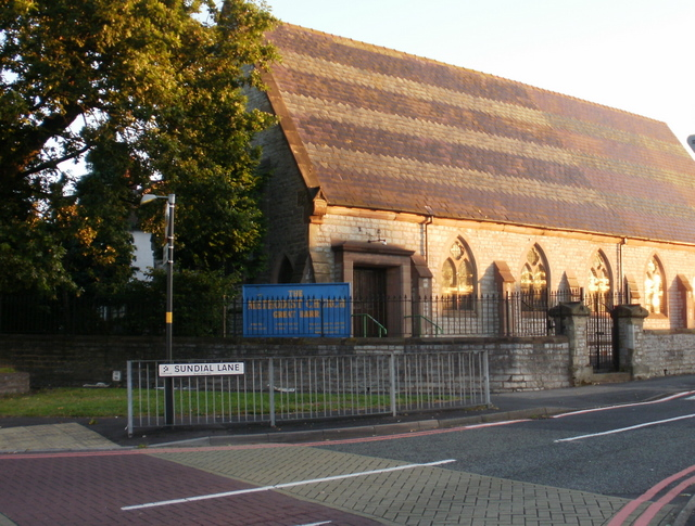 The Methodist Church, Great Barr