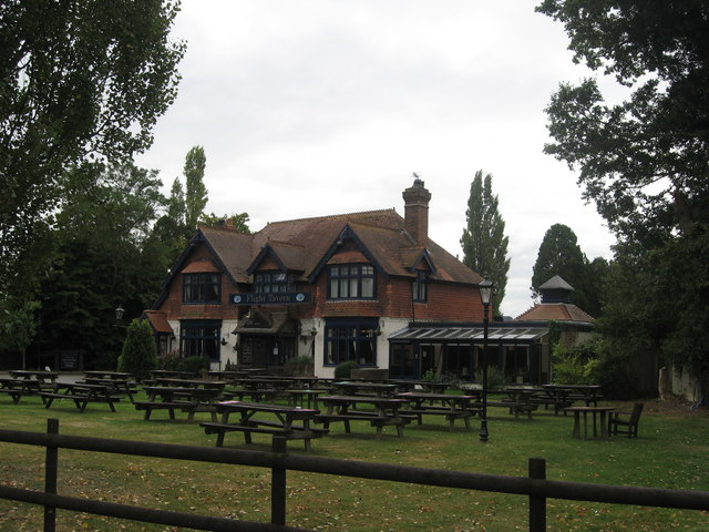 The Flight Tavern, Lowfield Heath, near Gatwick Airport
