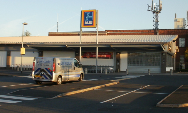 Aldi, Great Barr