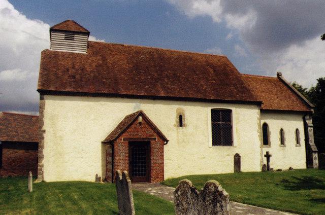 St Mary, Tufton