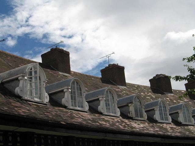Houses at Port Sunlight (Dormer Windows)