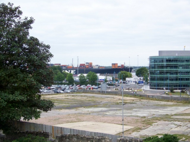 Development site, Southampton