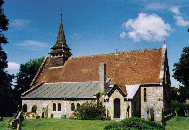 St Lawrence, Weston Patrick