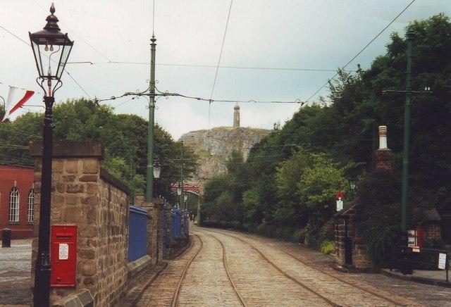 Crich Tram Museum, Derbyshire