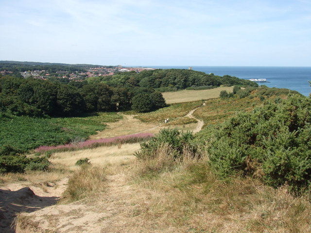 Cliff Top Walk, Cromer