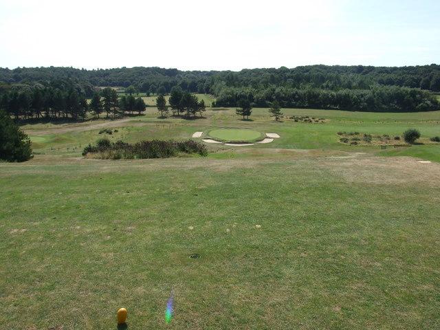 The 9th Hole, Cromer Golf Club