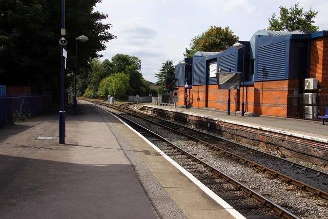 Bourne End Station