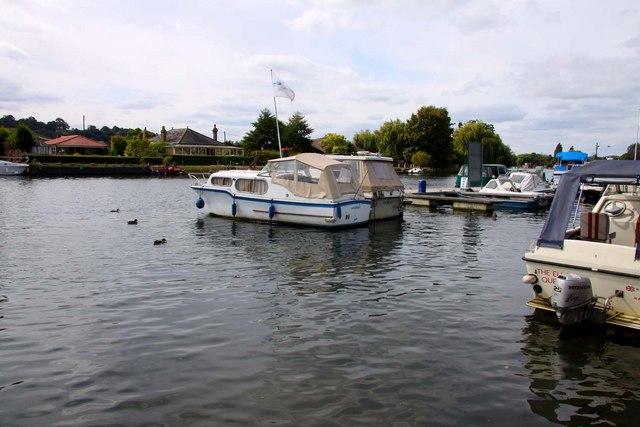 Bourne End Marina