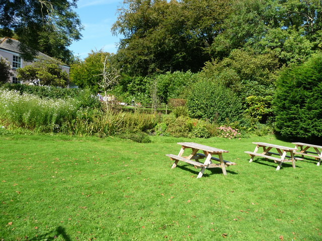 North Devon : The Gnome Reserve & Benches