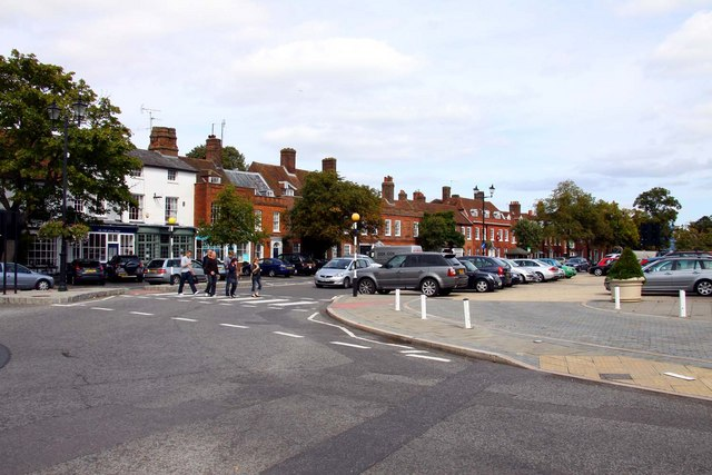 London Road in Beaconsfield