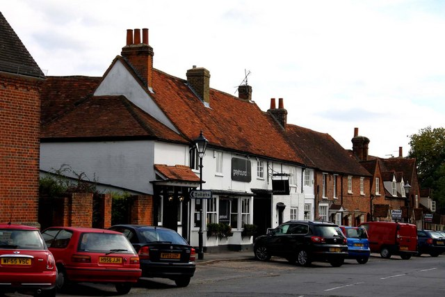 The Greyhound Bar in Beaconsfield