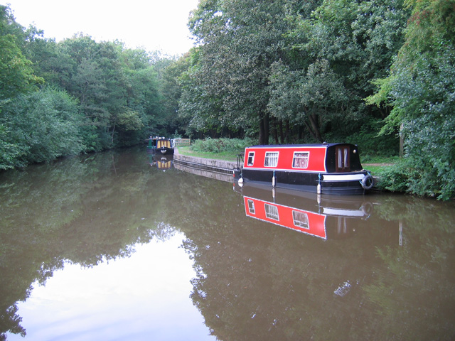 Capernwray Arm, Lancaster Canal