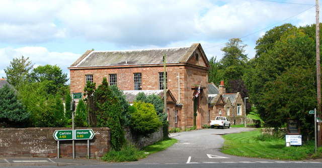 The Old Chapel, Warwick-on-Eden