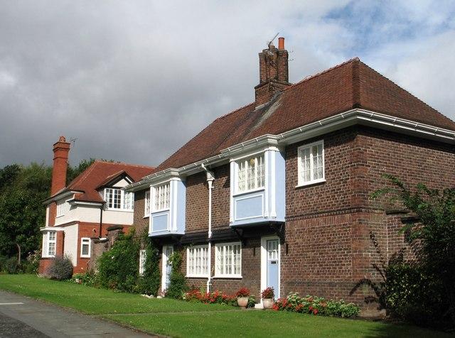 Houses at Port Sunlight