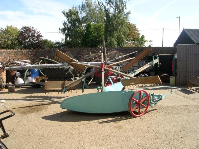 Paddle Reaper - Vine House Farm