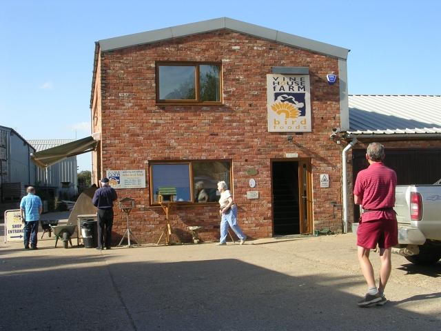 Farm Shop - Vine House Farm
