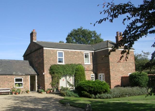 Farmhouse - Vine House Farm